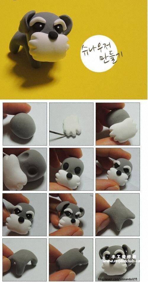 How to make a cute dog