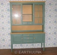 Ethan Allen American Dimensions Maple China Cabinet 6308 Spruce