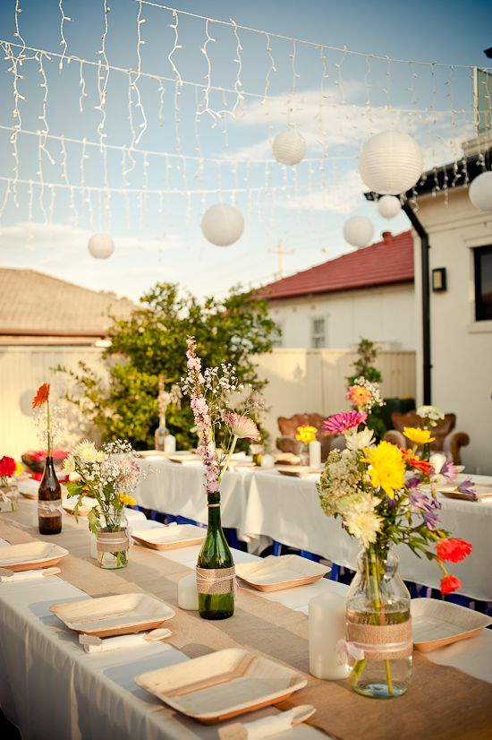 Idea For January Party!! Love The Day-to-night Styling Of