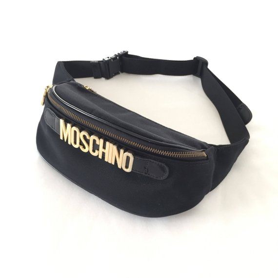 4f3c3a652b30d Vintage Moschino Belt Bag