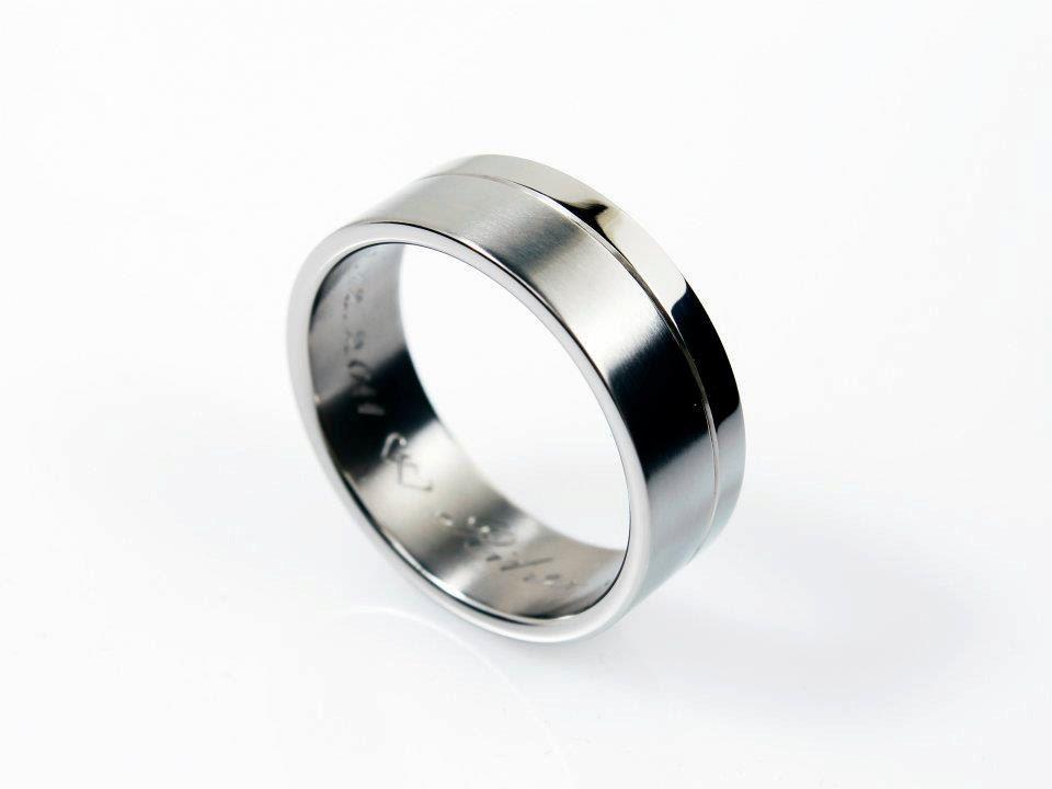 Weddin Gring For Men Man Engagement Ring Wide Wedding Band Etsy Titanium Rings For Men Mens Wedding Rings Mens Wedding Bands