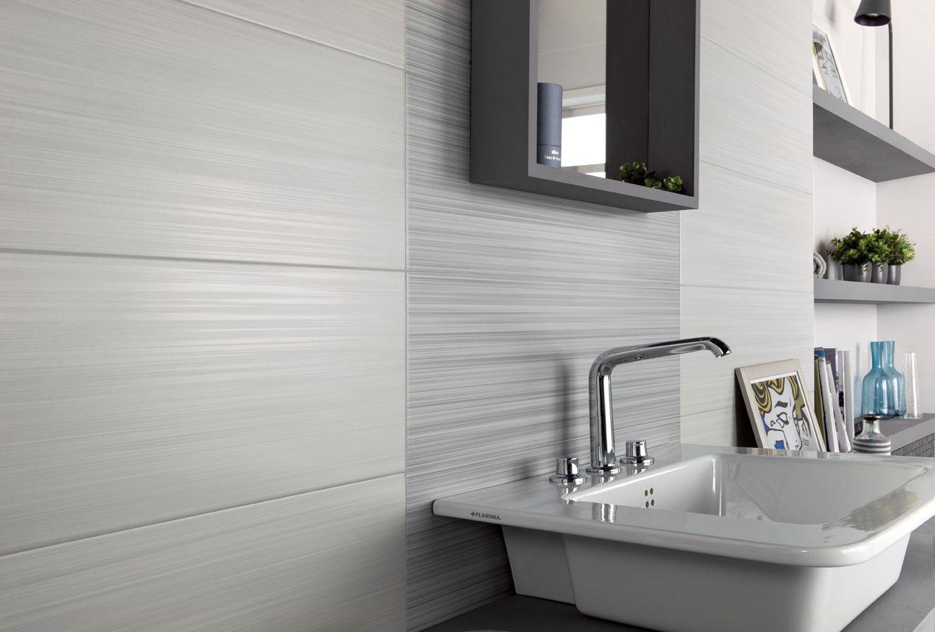 Piastrelle bagno linea dress up dettaglio decoro stripes - Rivestimenti piastrelle bagno ...
