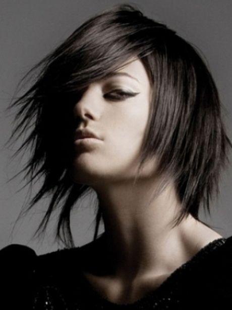 Punk Hairstyles For Long Hair Edgy Hairstyles For Women Punk Haircut Medium Hair Styles
