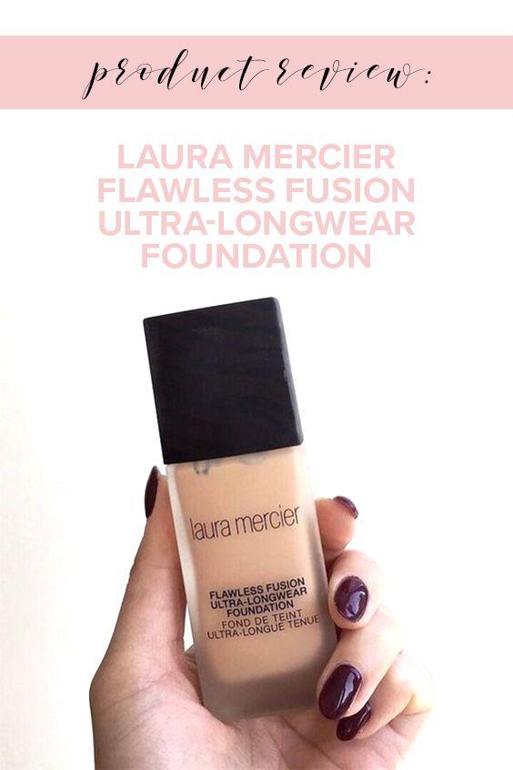 Review Laura Mercier Flawless Fusion UltraLongwear