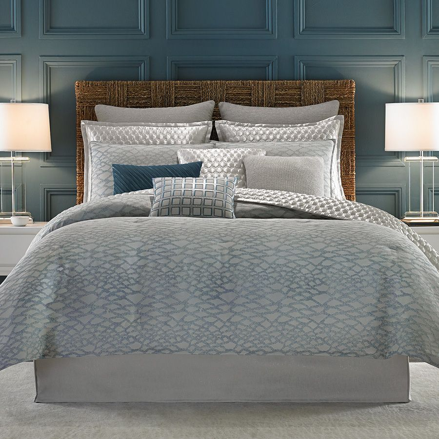 Candice Olson Traditional Living Rooms: Candice Olson Giselle Comforter Set. #BeddingStyle #HGTV