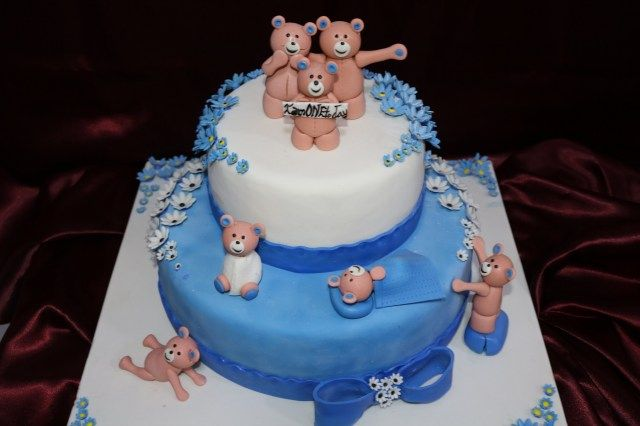 25 Best Picture Of Fondant Birthday Cakes Online Cake Order In Chennai Delivery