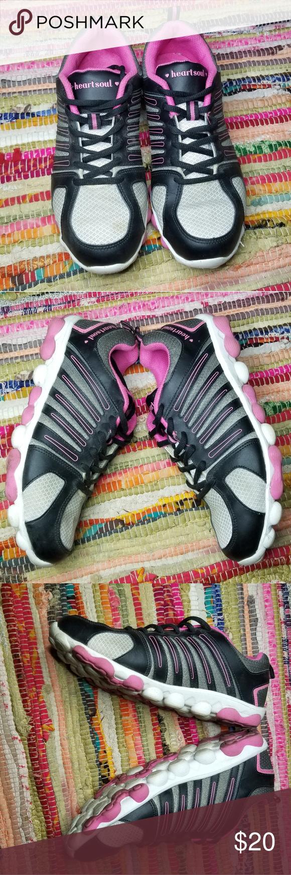 """Heartsoul Sneakers Uniform Nursing Heartsoul """"Twisted Love"""