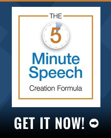 how many pages for a 5 minute speech