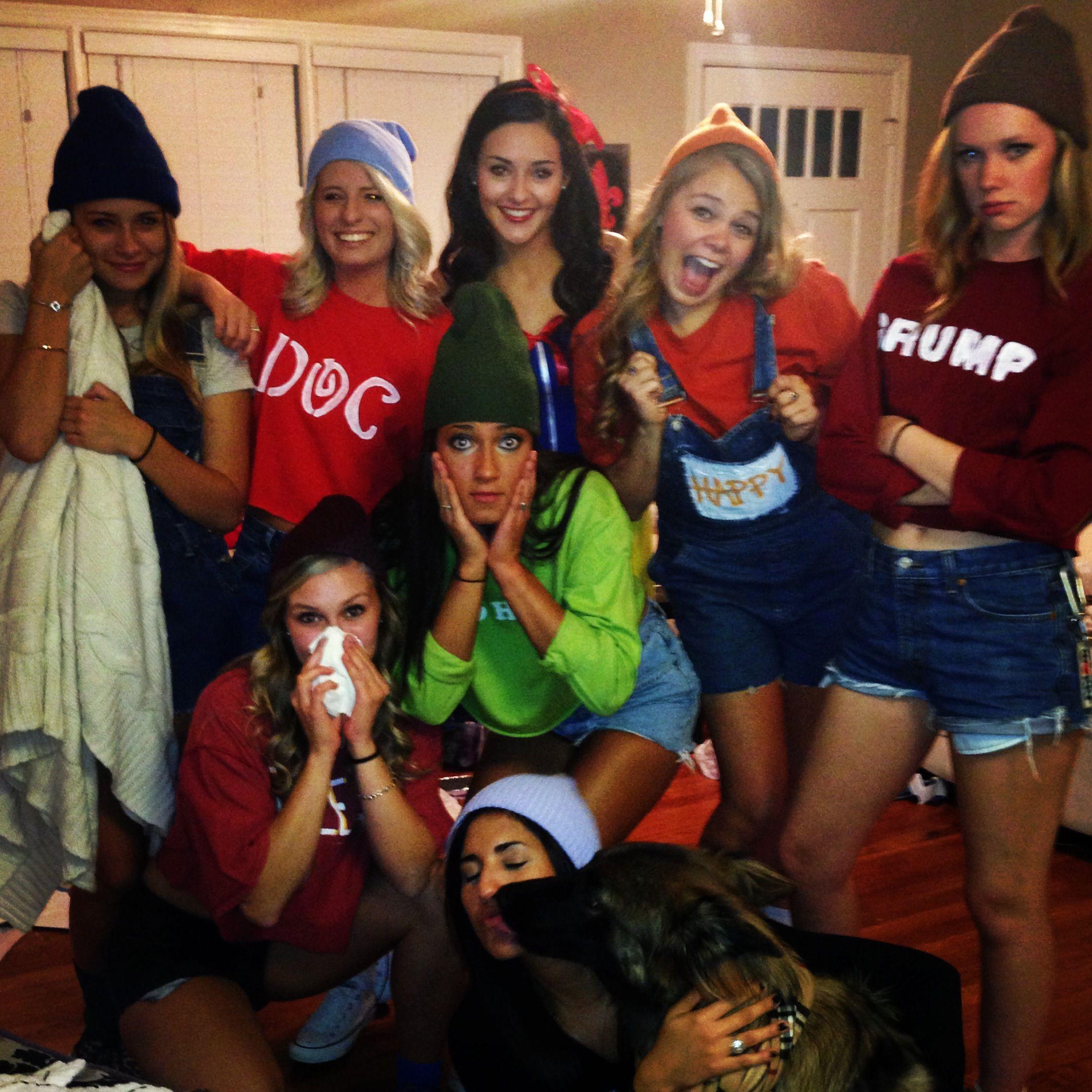 Snow White and the seven dwarfs   Vintage/Costumes   Pinterest ...
