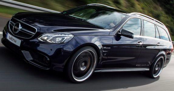 Vath Automobiltechnik Mercedes E63 AMG 4Matic S Wagon
