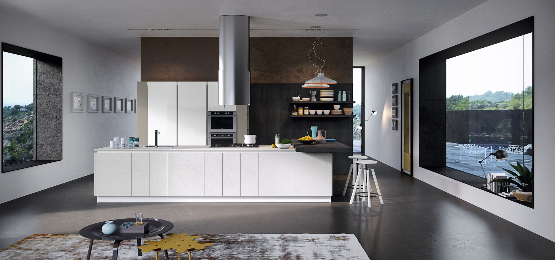 Contemporary Kitchens Traditional Modern Classic Kalì Arredo3
