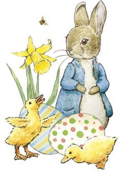 Peter Rabbit Easter Clipart In 2019