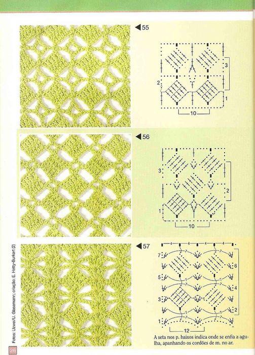 Irina: Crochet Stitches Gallery #crochetstitches