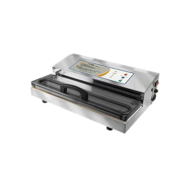 Weston Pro 2300 Vacuum Sealer Silver Stainless Steel Metal Vacuum Sealer Vacuum Food Sealer Vacuum Sealers