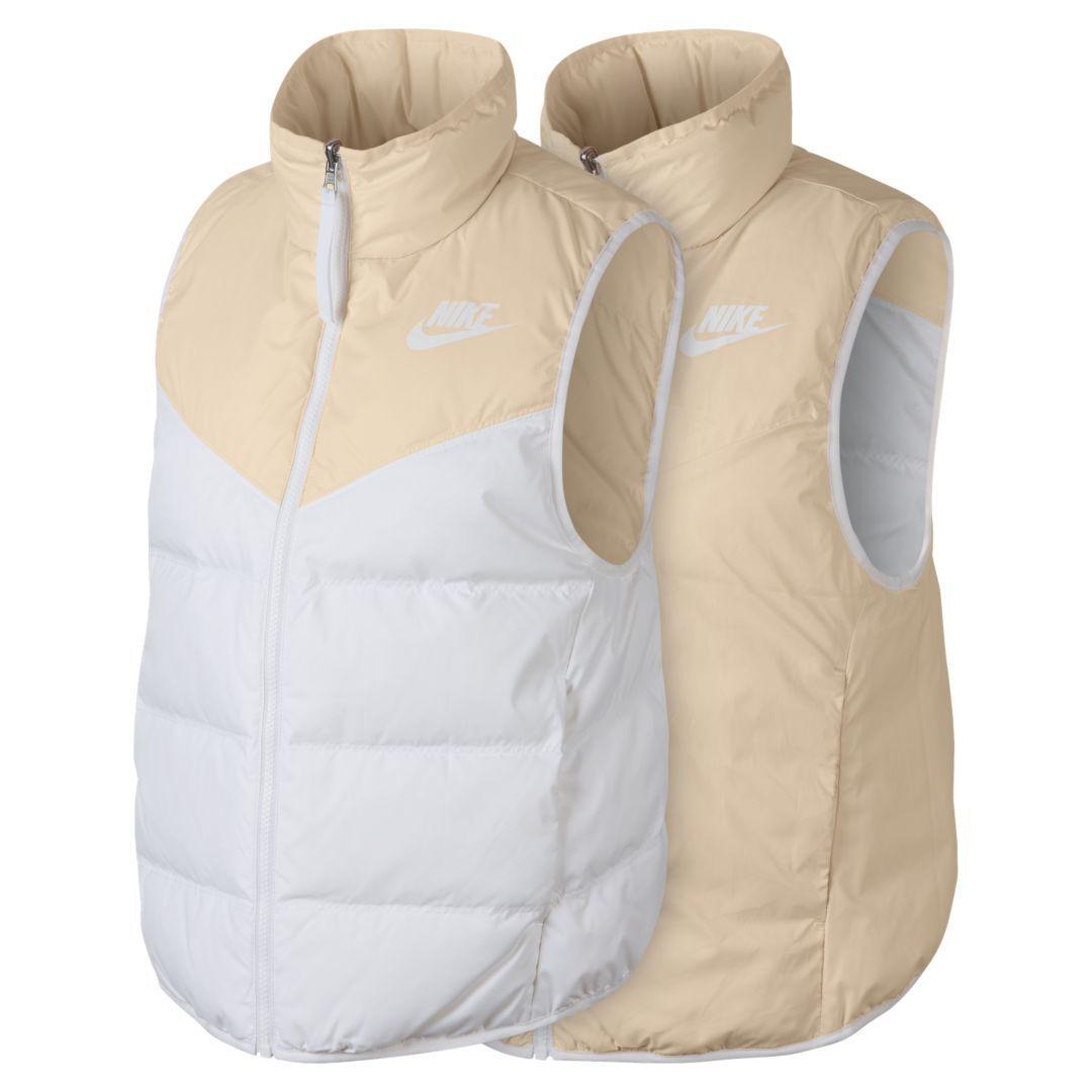Nike Sportswear Women's Down Vest Size M (Guava Ice ...