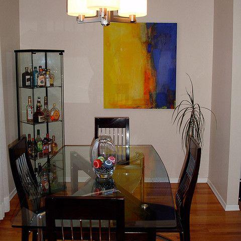 Decoracion sala comedor cocina peque as dise o de for Diseno decoracion hogar talagante