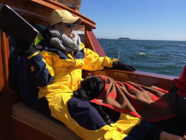 chappywrap blanket a sea