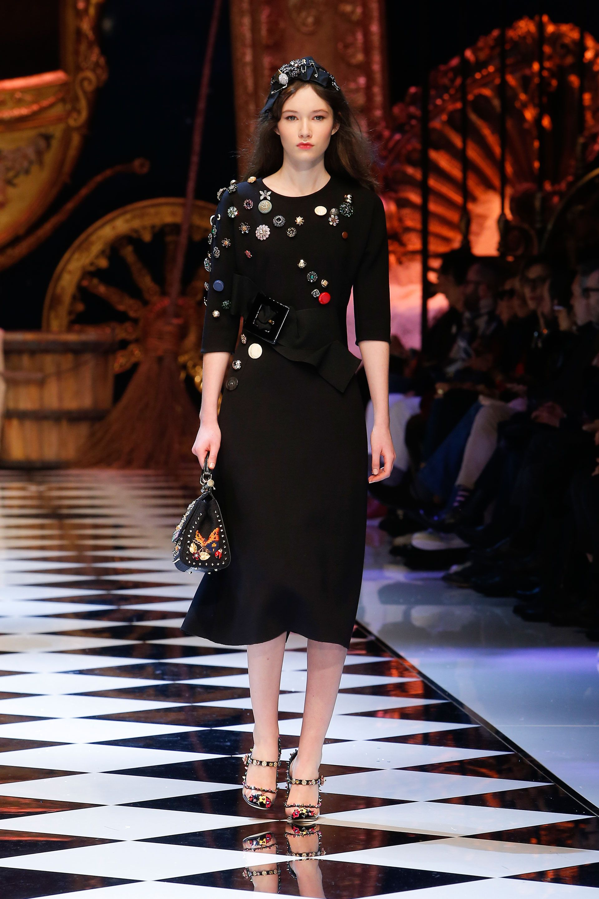 Discussion on this topic: DGFabulousFantasy: Dolce Gabbana Fall 2019 Tells Its , dgfabulousfantasy-dolce-gabbana-fall-2019-tells-its/
