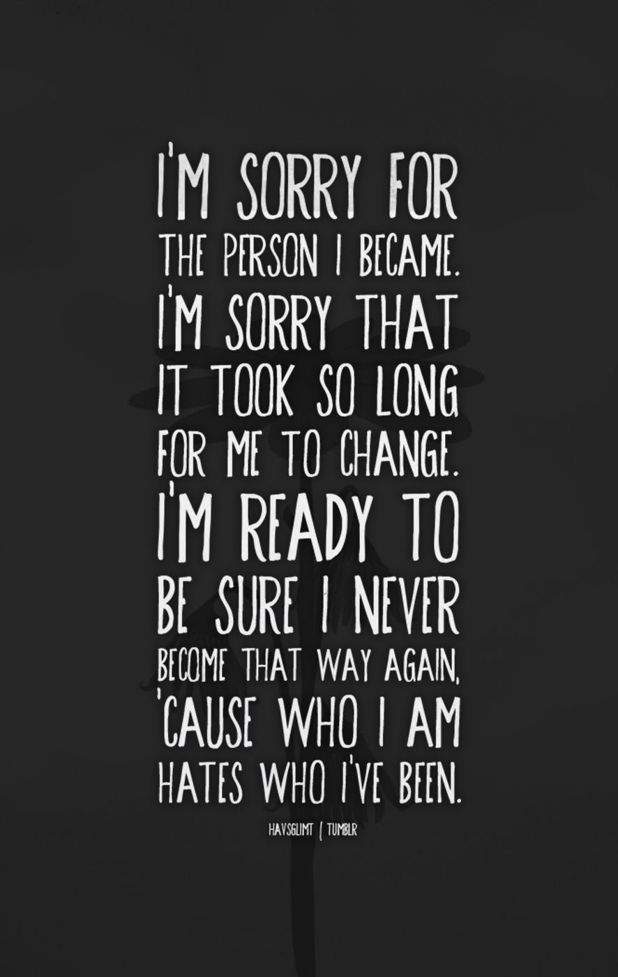 Relient K Who I Am Hates Who I Ve Been Band Quotes Song