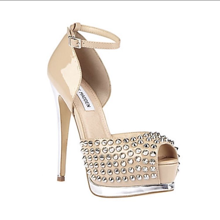 349255df804 Steve Madden Shoes   Steve Madden Obstcle-S Heels Size 8   Color ...