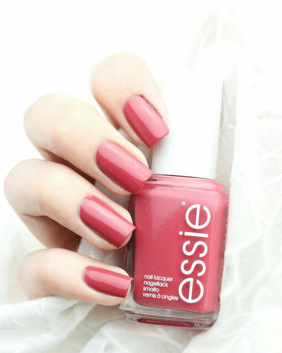 Polished perfection in essie bridal collection -- \'mrs. always right ...