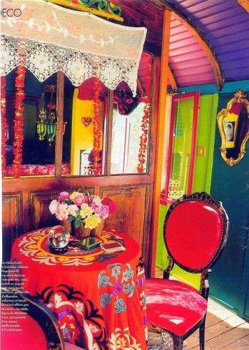 deco interieur 2 couleurs d coration boh me pinterest d co int rieure int rieur et. Black Bedroom Furniture Sets. Home Design Ideas