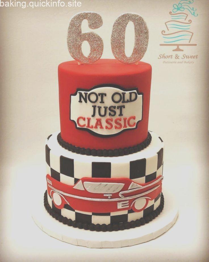 Oldtimer-Motto-Torte # 58chevyimpala #classic