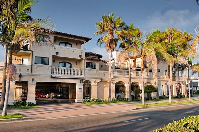 Balboa Inn Accommodations Newport Beach Hotel Suites Rooms Resort Lodging Orange