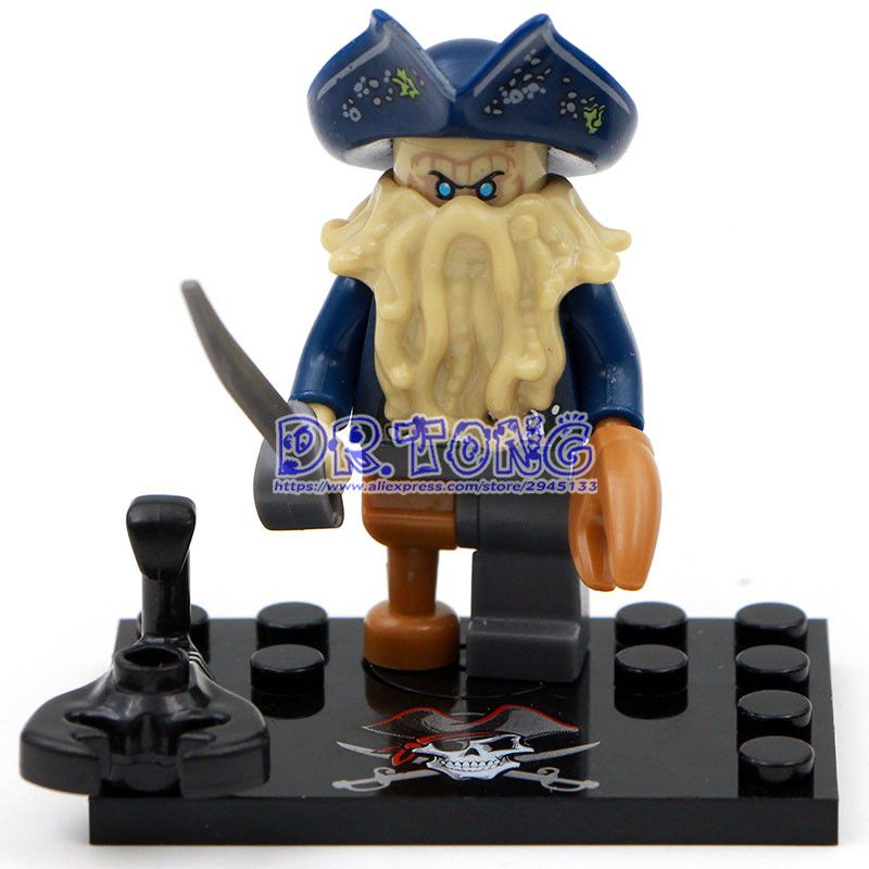 6PCS-lot watchman  minifigures Printed lego minifigure watchman  watchman