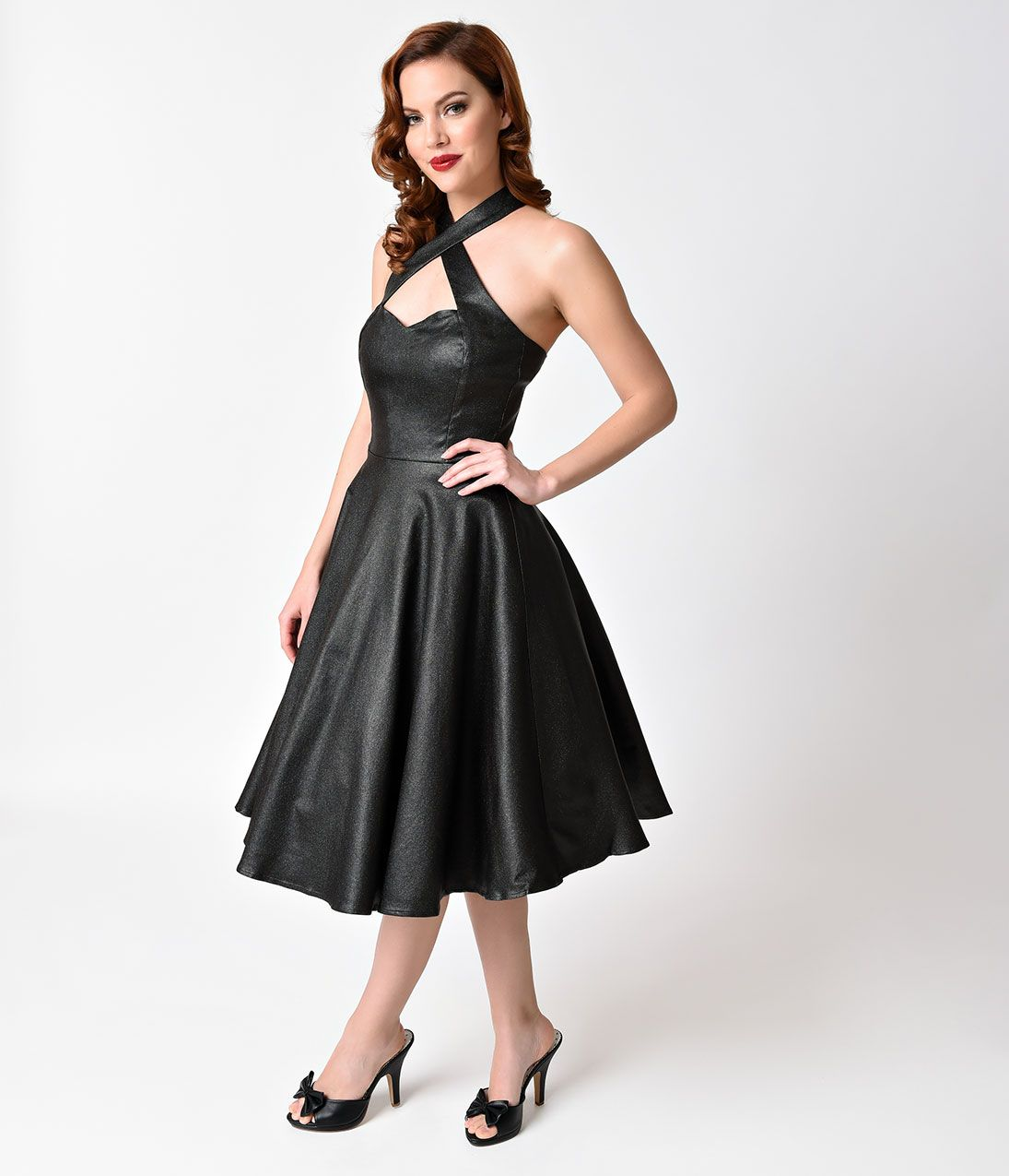 1950s Dresses, 50s Dresses | 1950s style, 1950s and Petite cocktail ...
