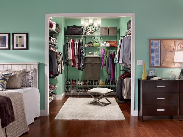 His And Hers Closet Inspiring Living In 2019 Walk In Closet