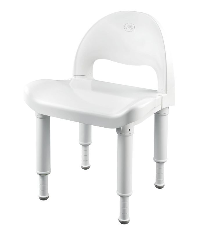 Moen DN7064 Adjustable Shower Seat with Seat Back from the Home Care ...