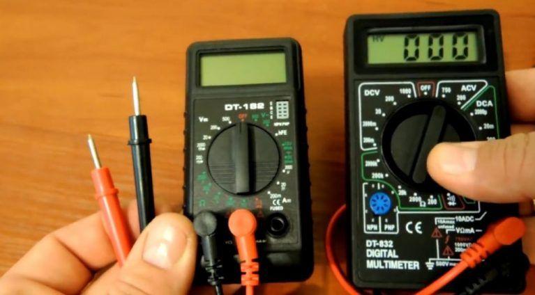 [Инструкция] Как Пользоваться Мультиметром: Основные ...