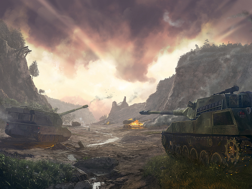 Tank Domination Demo Mmo, Video game news, Shapeshifter