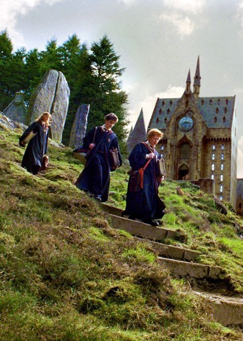 Harry Potter discovered by Harry Potter ϟ on We Heart It