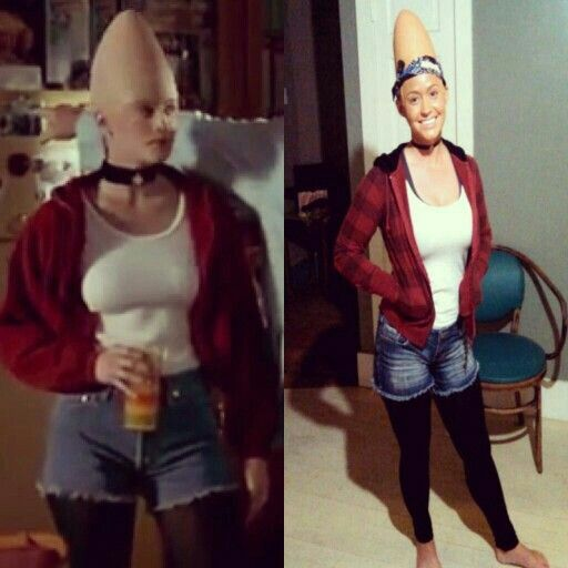 Connie Conehead Costumes Kids And Adults Pinterest Halloween