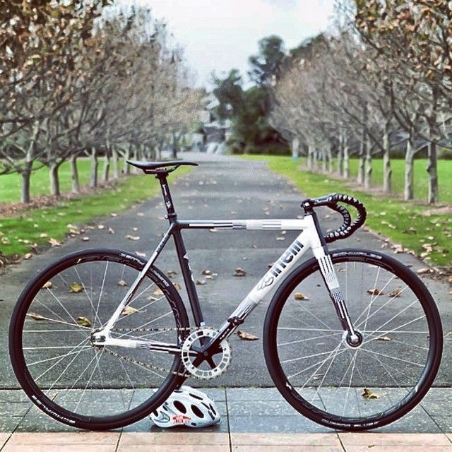 Cinelli Mash Parallax Track Bike Bike Pic Bicycle