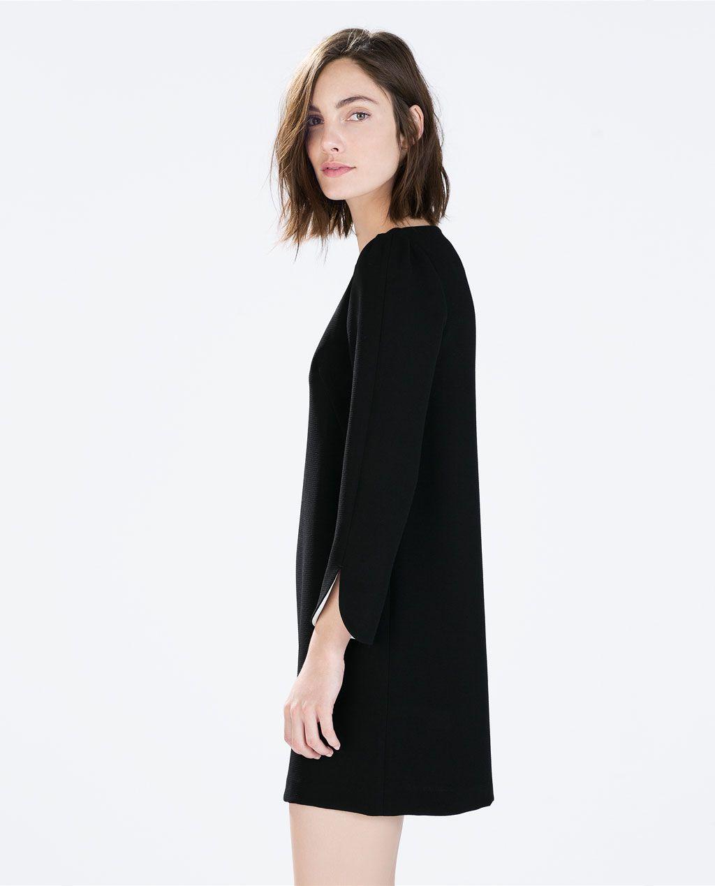 barato para descuento Precio reducido diseño exquisito Imagen 1 de VESTIDO SACO de Zara   Fashion, Dresses with vans, Women