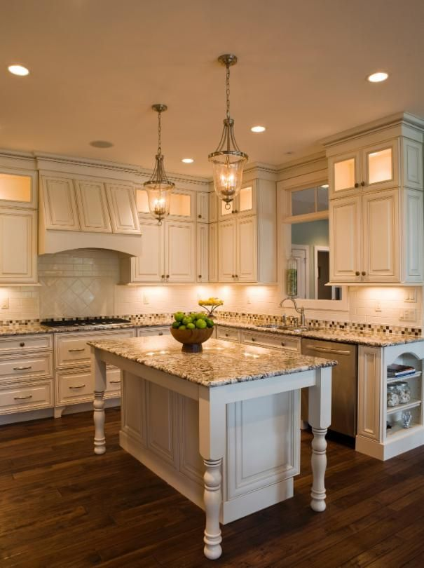 Photo Of White Kitchen Project In Traverse City, MI By Inman Co