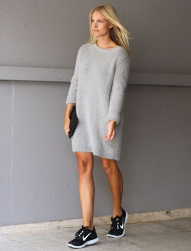 Running Shoes | Edgy work outfits