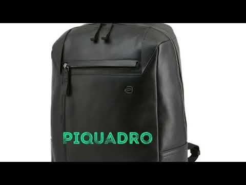 #shoppingonline #fashion #cool Zainetto Piquadro #piquadro - YouTube