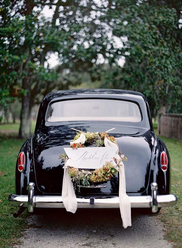 Elegant Outdoor Charleston Wedding at Fenwick Hall - Once Wed ...