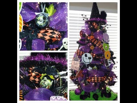 halloween tree 2014 youtube