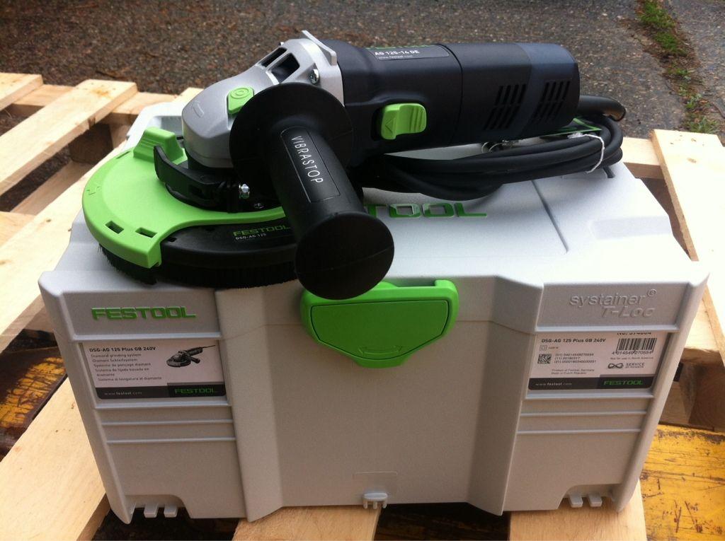 R G 130 Coming Soon To The U K Festool Festool Tools Uk Post