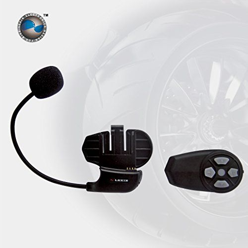 LEXIN® Max2 800m Bt Bluetooth Motorcycle Helmet Wireless Bike to Bike Intercom Interphone Headsets  LX-max2 800m Bt Bluetooth Motorcycle Helmet Wireless Bike to Bike Intercom Interphone Headsets      Features:     Full Duplex Wirless Bluetooth Handsfree Intercom Communication   Support Voice Speed Dial by Activate Siri for iPhone or S Voice for Samsung   800M (1640 Feet) Intercom Range   A2DP Bluetooth for Wireless Music & Audio GPS Direction   High-End Supreme Sound With Advanced No..