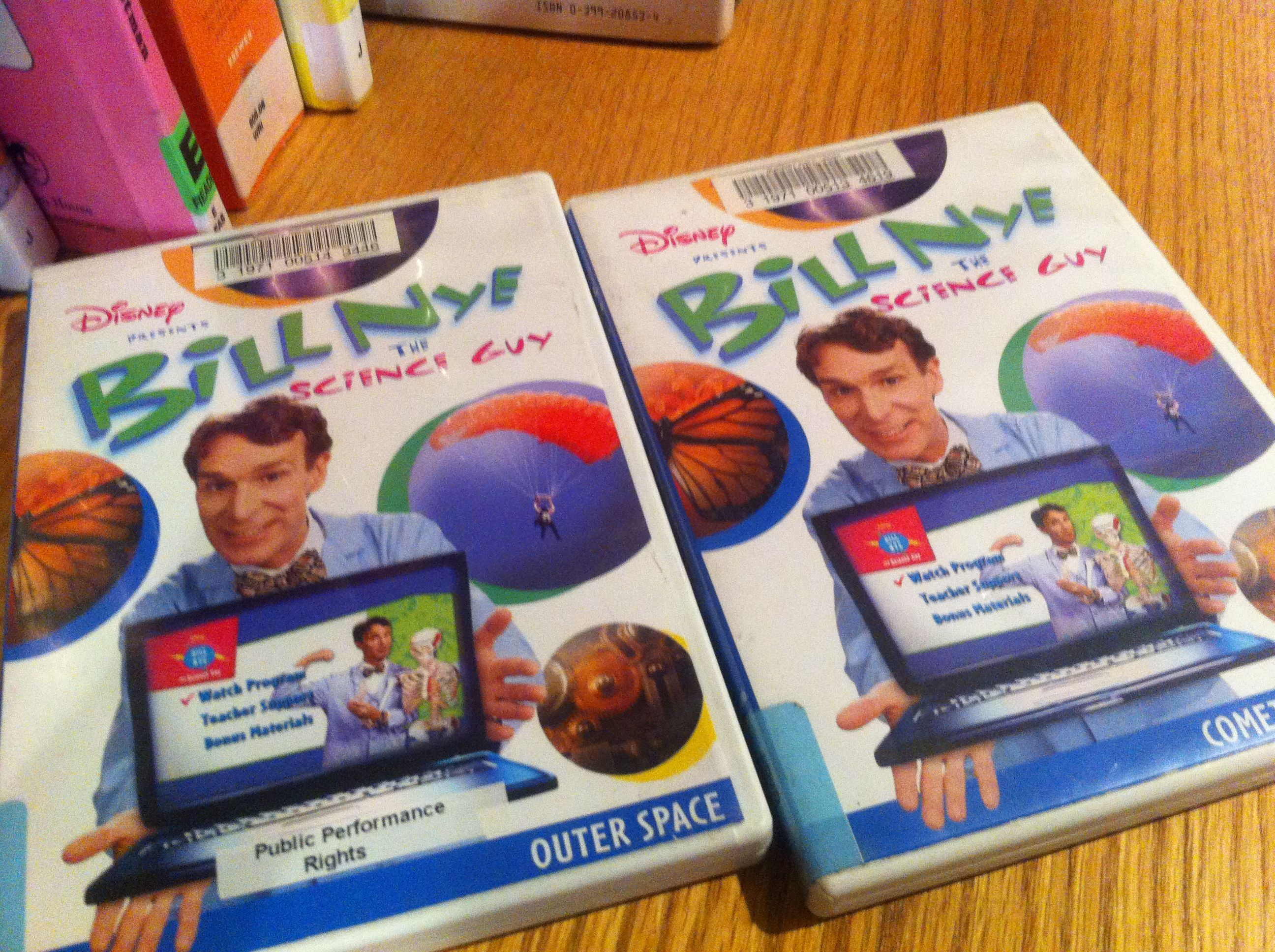 Bill Nye Science Guy Free Worksheets