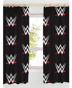 Wwe Logo Curtains
