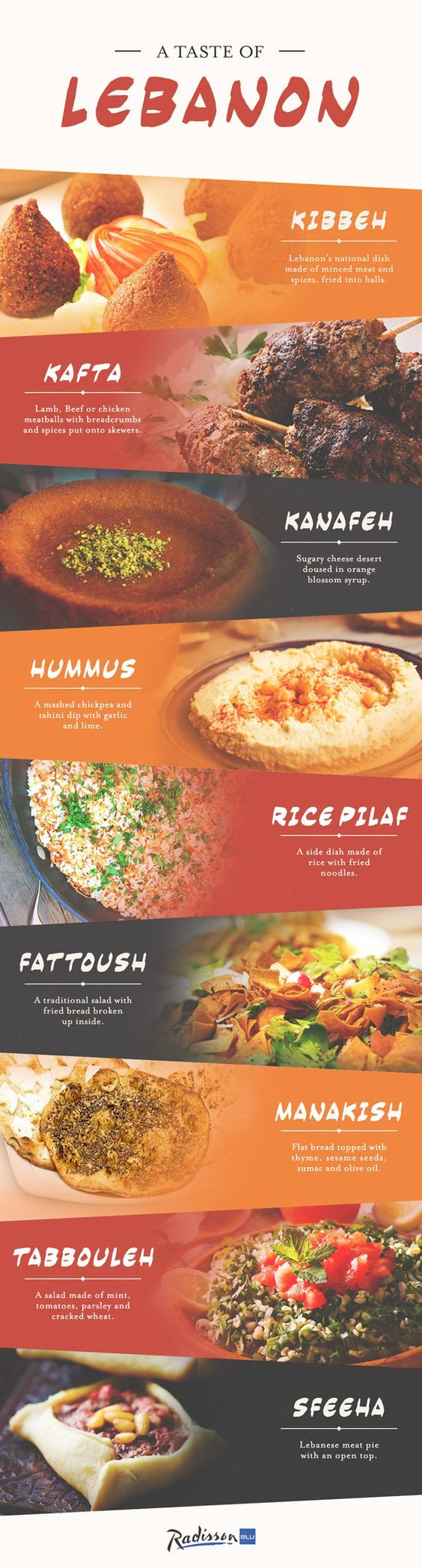 9 Ridiculously Good Lebanese Foods You Need to Try | Food