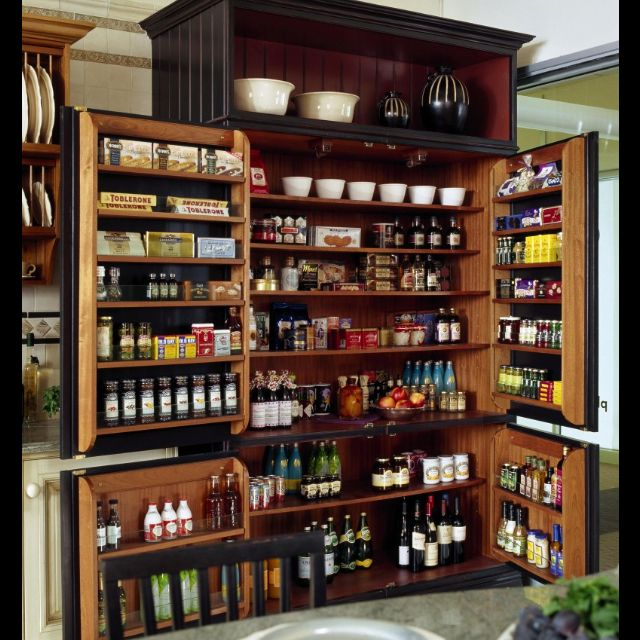 Ultimate pantry!