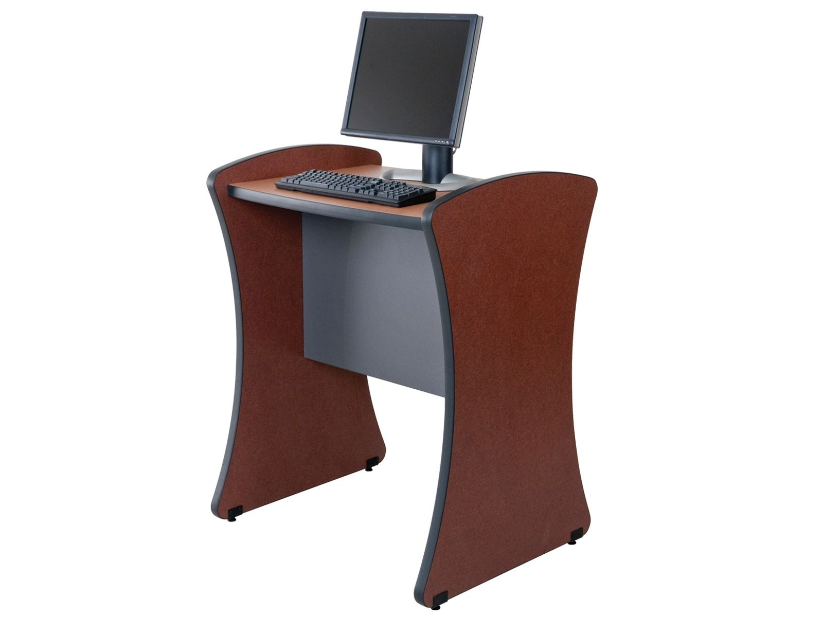 Wooden Stand Up Desk ~ Stand up wooden computer desk google search